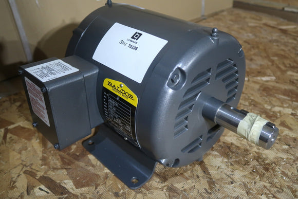 BALDOR 1.5/.67 hp Electric Motor