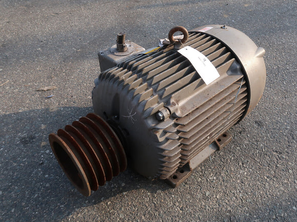 BALDOR 30 Hp Industrial Electric Motor