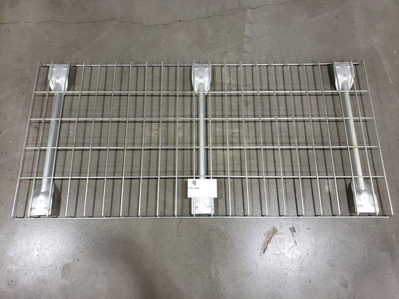 Grates for 24 inch racking outside waterfall 52 inch wide