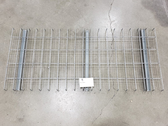 Grates for 24 inch racking inside waterfall 46 inch wide