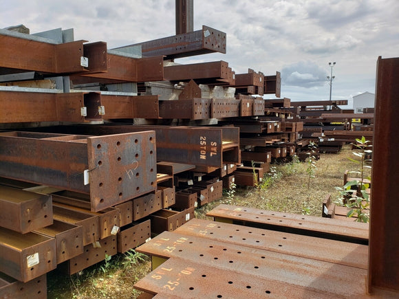 Surplus Structural Steel