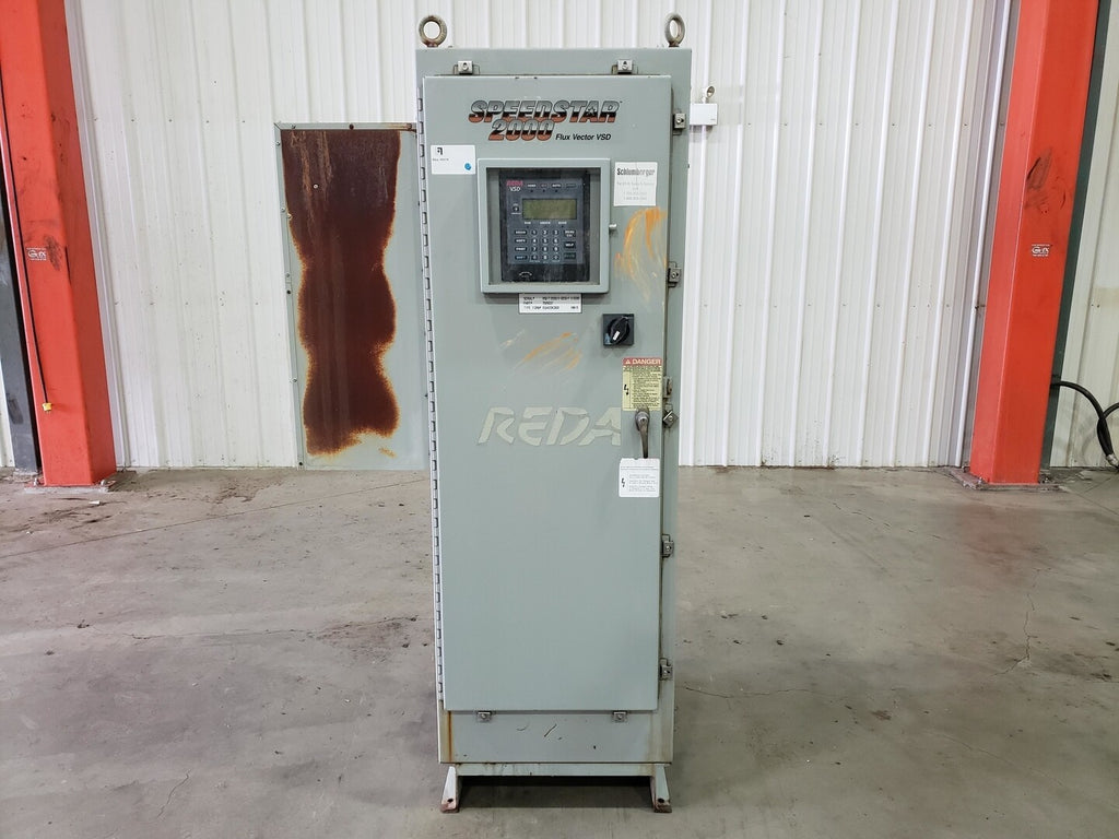 200 kVA Variable Speed Drive