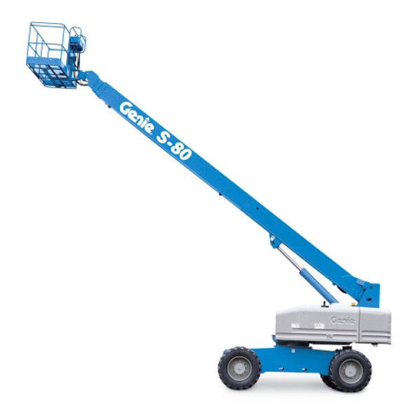 80-85 ft Telescopic Boom Lift Rental