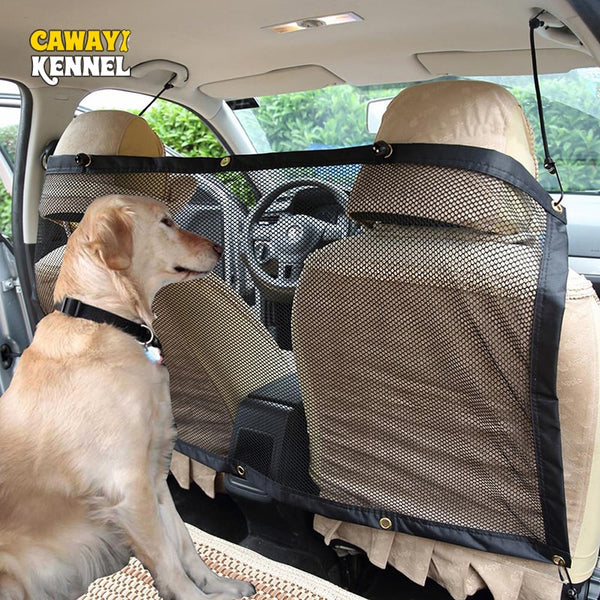 Rear Seat Pet Barrier