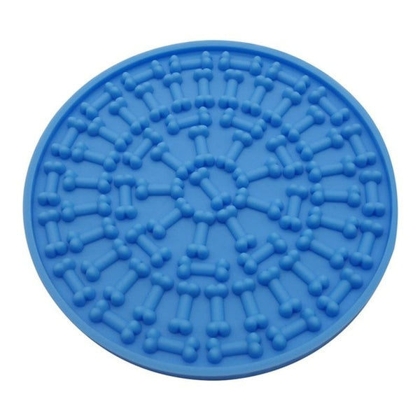 Dog Lick Pad For Washing and Grooming.