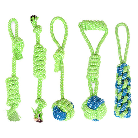 Braided Rope Dog Chew Toy