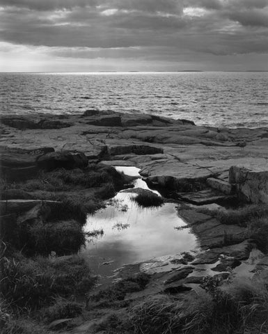 ATLANTIC STORM, SCHOODIC POINT, MAINE