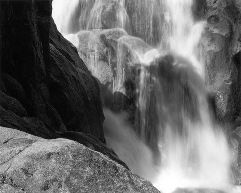 FALLS, UPPER CASCADE CREEK, YOSEMITE