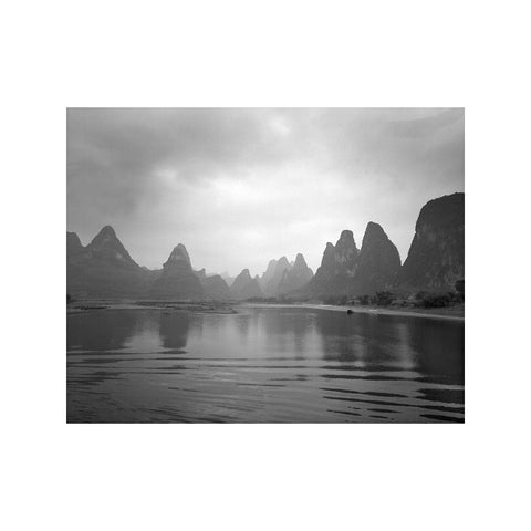 LI RIVER AND CLOUDS, CHINA