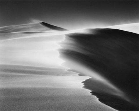 SANDSTORM, WHITE SPRAY, GREAT SAND DUNES, COLORADO