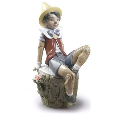 Lladro Classic Childrens Tales Figurines