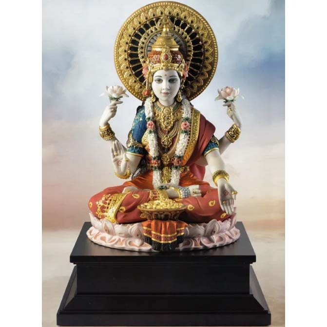 Lladro Lakshmi Figurine 01001966 has sold out