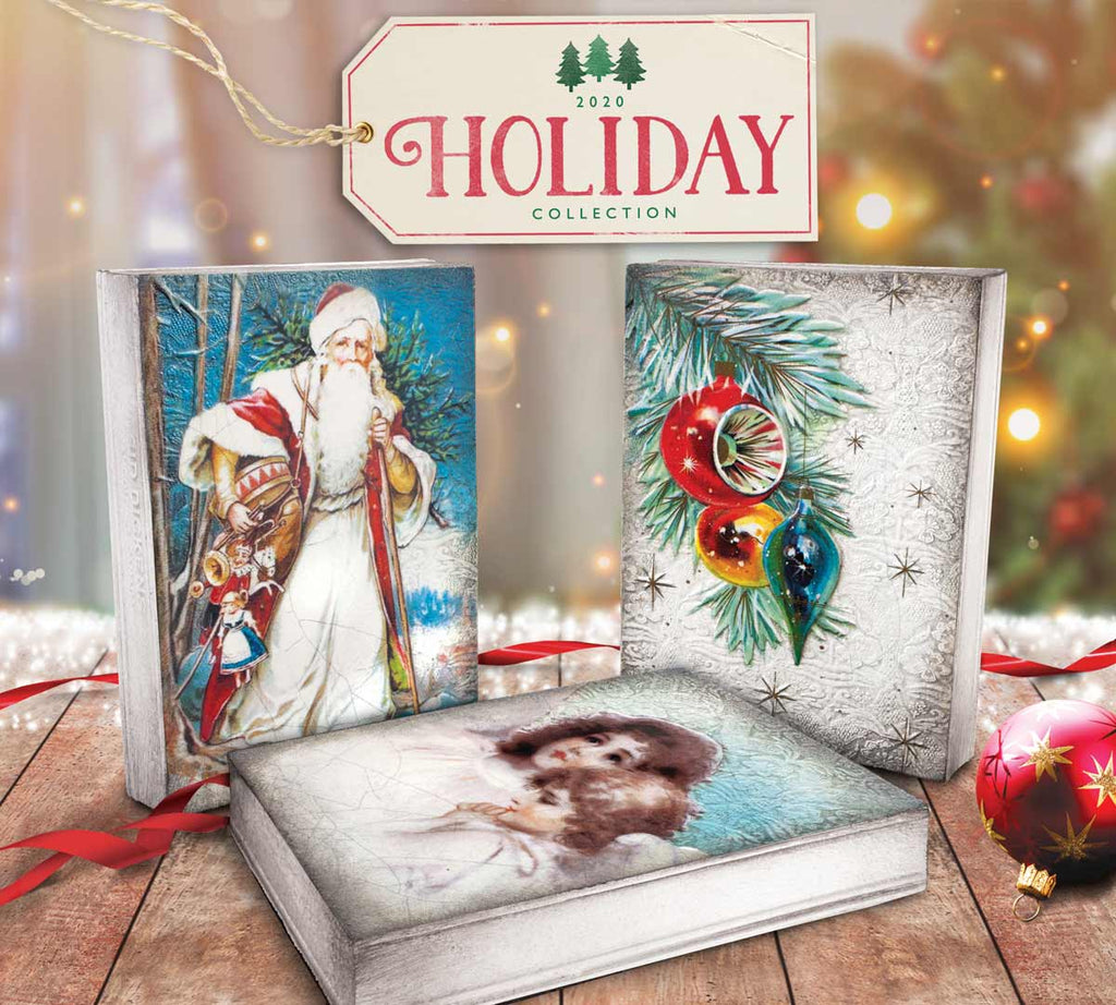 Sid Dickens 2020 Holiday Collection New Releases