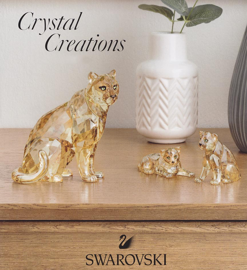 Say Hello To The 2019 Swarovski SCS Annual Editions!