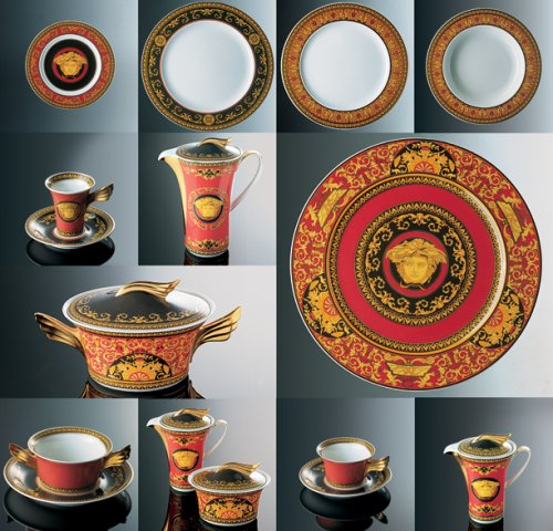 Versace Dinner & Giftware Now Available At Biggs Ltd!