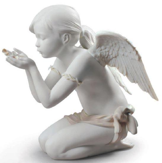 Lladro Angel Figurines