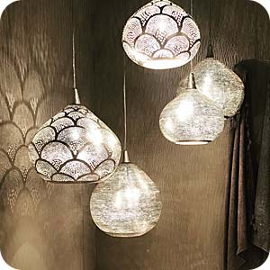 Zenza Ceiling Pendant Lights