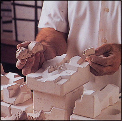 Lladro Porcelain Being Made