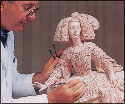 Creating Lladro Porcelain