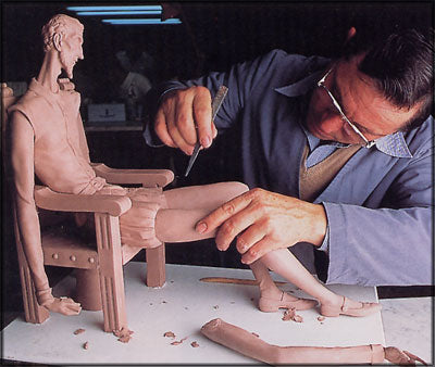 Making Lladro Figurines