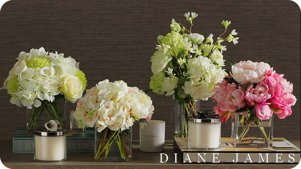 Diane James Flowers