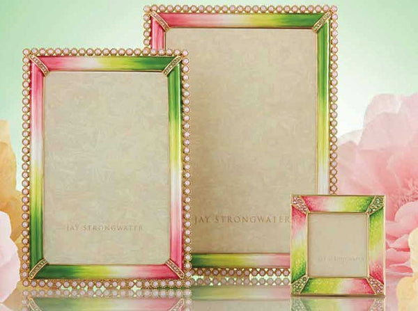 Jay Strongwater New Picture Frames