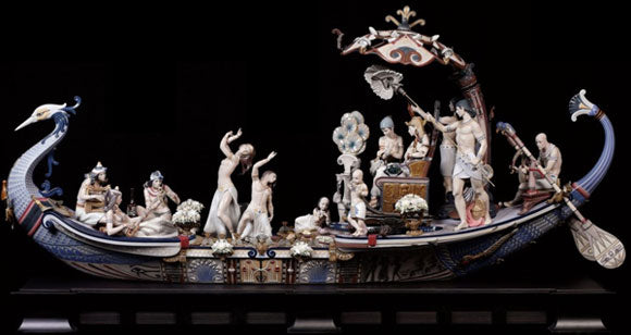 Lladro Porcelain Figurine Information & History