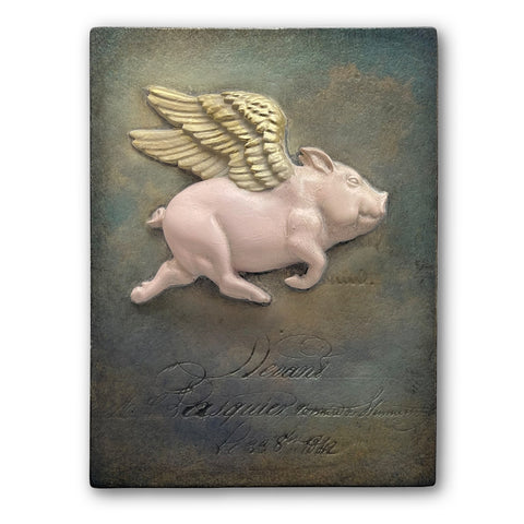 Sid Dickens When Pigs Fly Memory Block T534