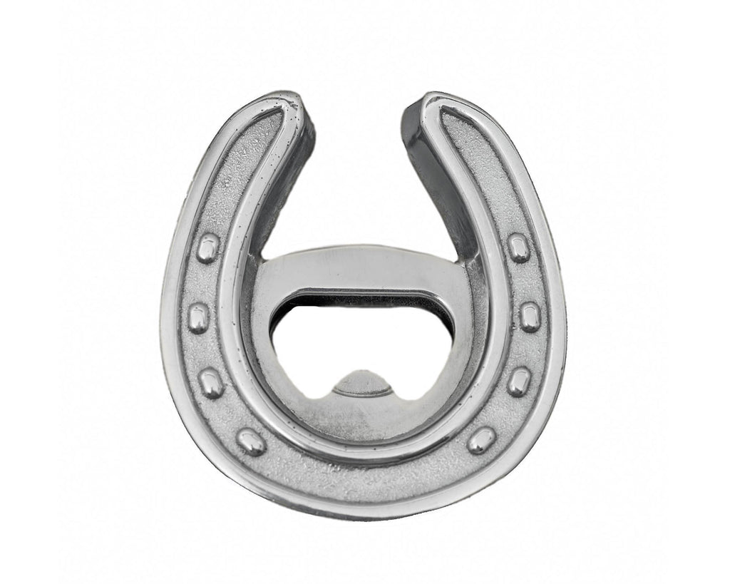 Arthur Court Horseshoe Bottle Opener 41366