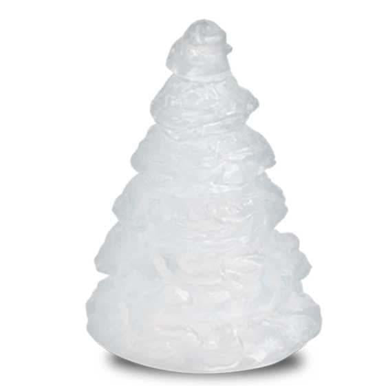 Daum Crystal Fir Tree White 05455