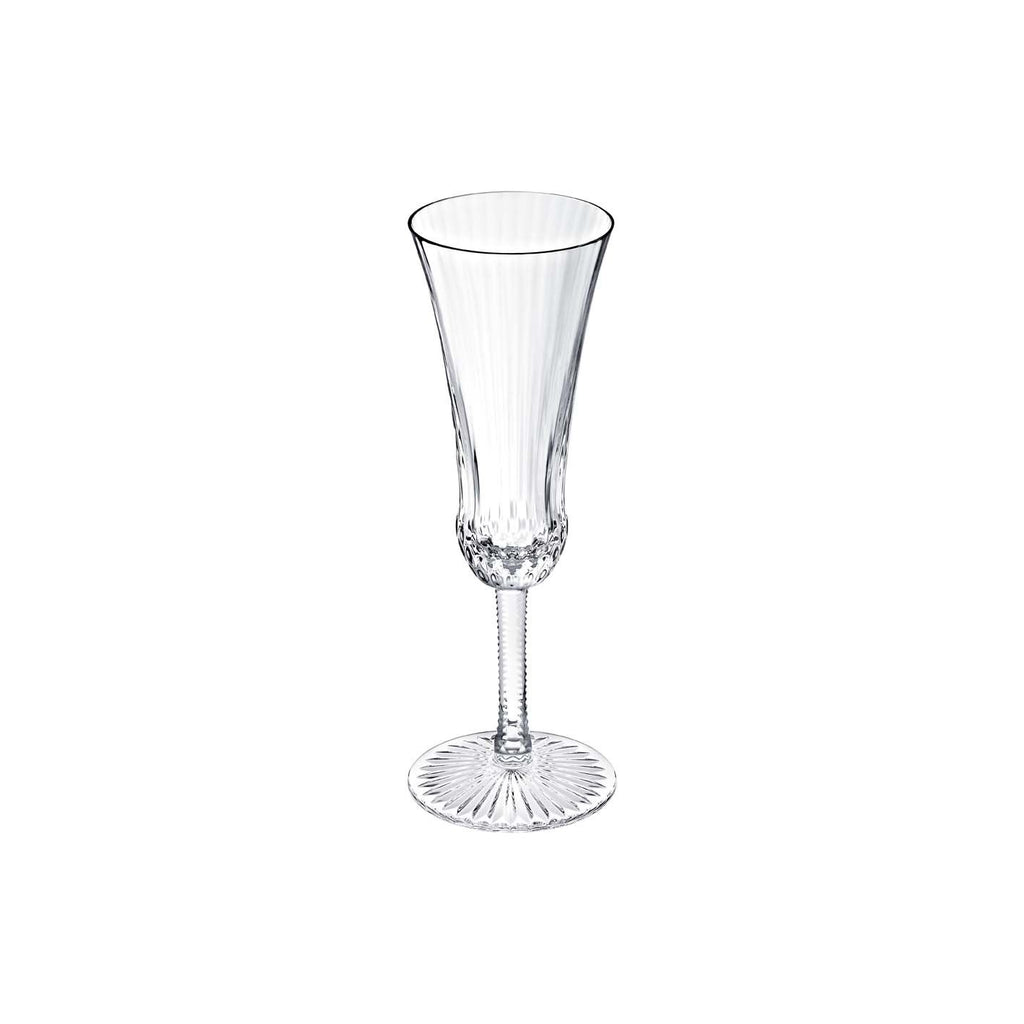 St Louis Crystal Apollo Champagne Flute
