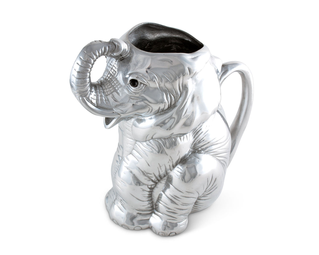 Arthur Court Elephant Pitcher 102132
