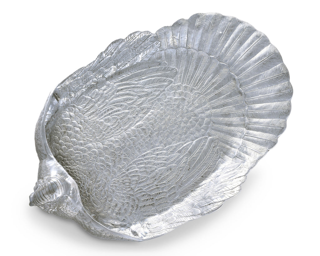 Arthur Court Turkey Tray Large 102318