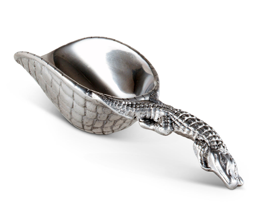 Arthur Court Alligator Ice Scoop 102458