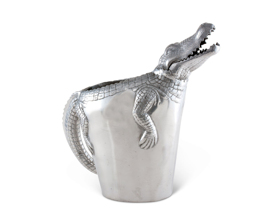 Arthur Court Alligator Pitcher 103550