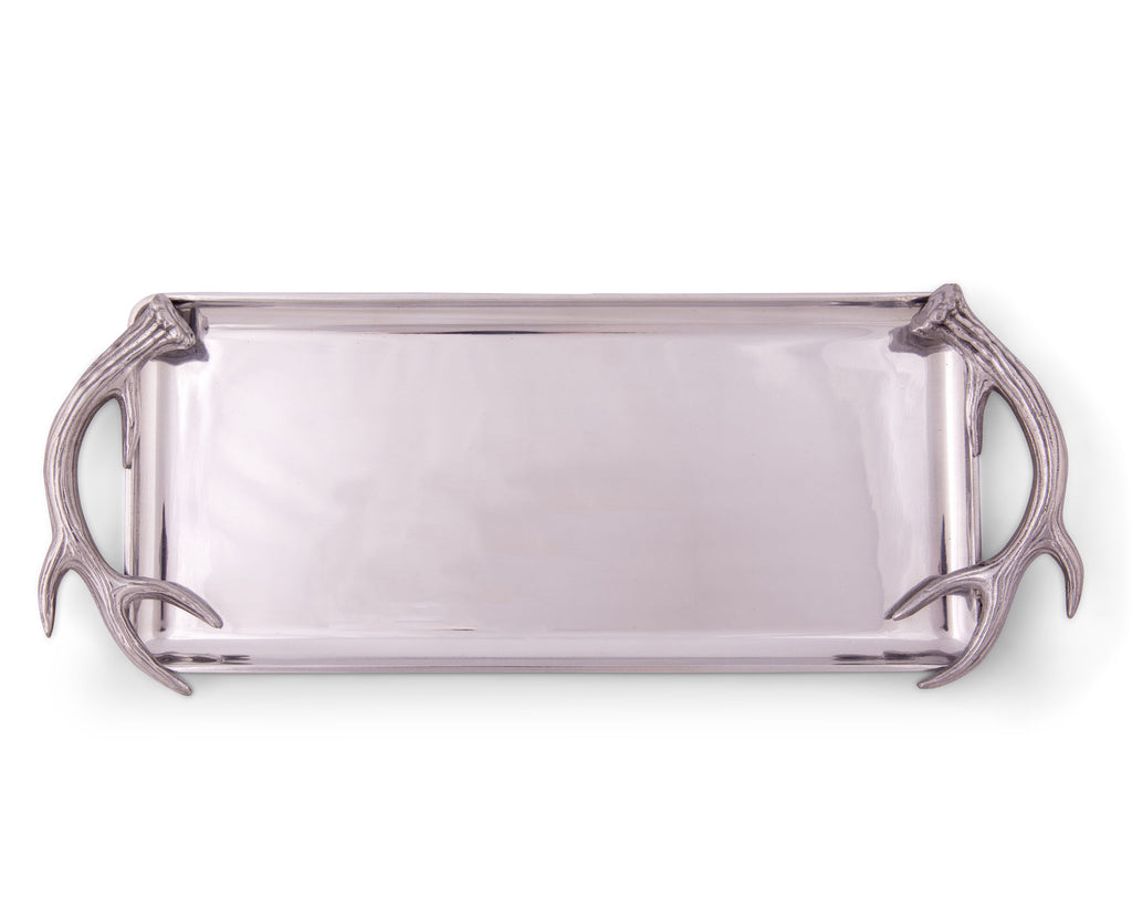 Arthur Court Antler Oblong Tray 103704