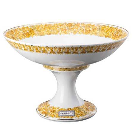 Versace Medusa Rhapsody Bowl Footed 11280-403670-22885