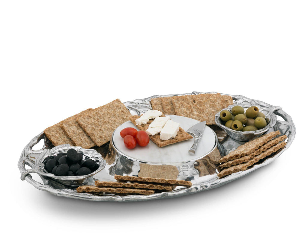 Arthur Court Olive Entertainment Tray 112G12