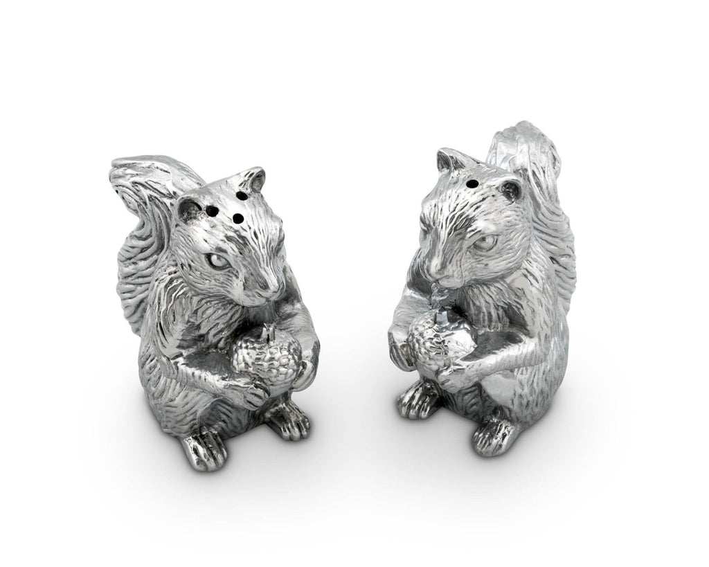 Arthur Court Squirrel Salt and Pepper 116L16