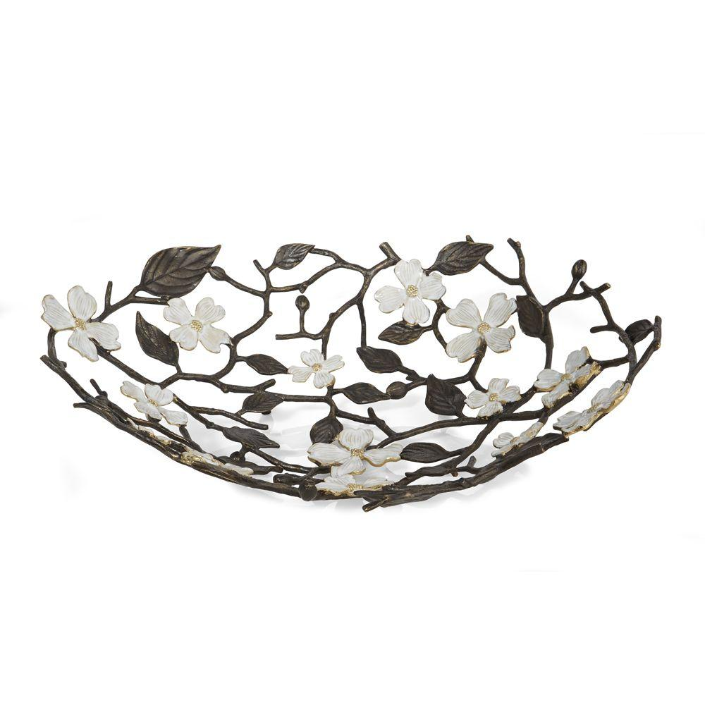 Michael Aram Dogwood Centerpiece Bowl 123065