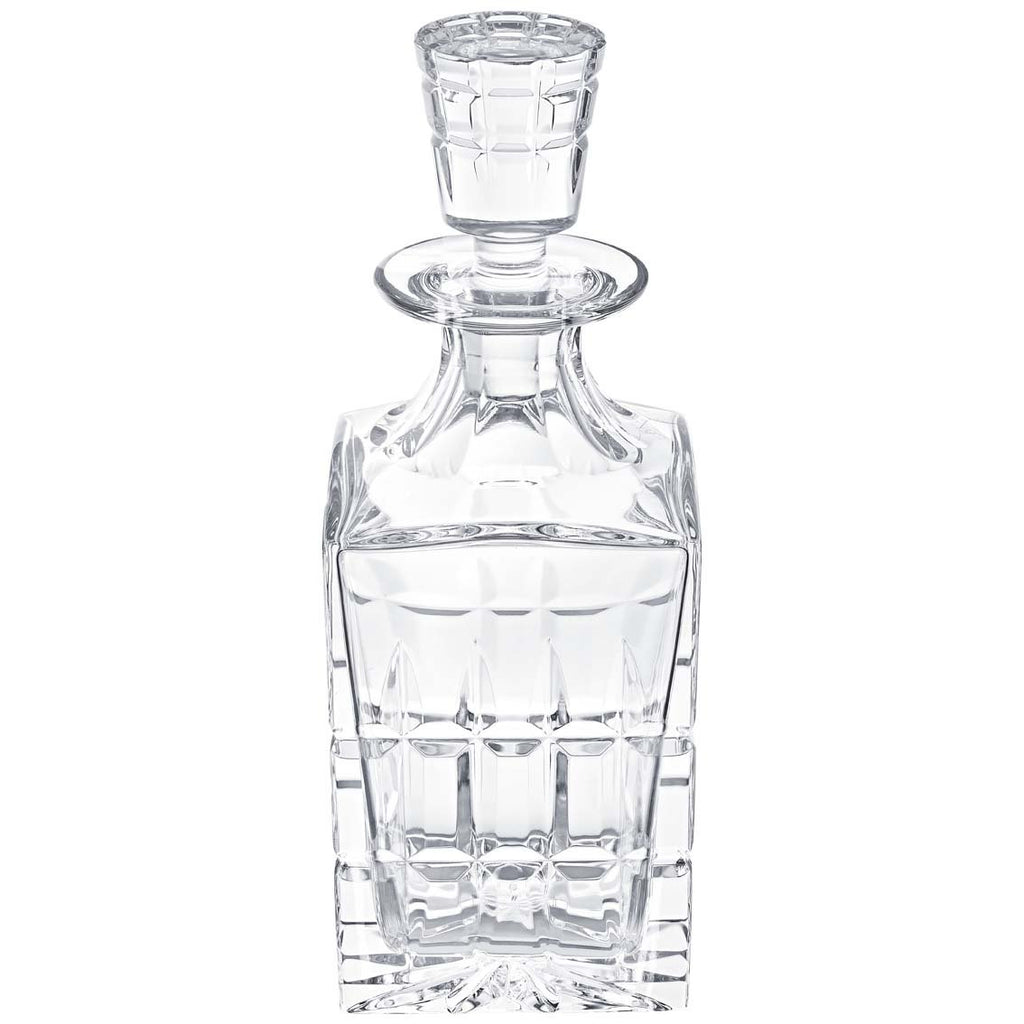 St Louis Crystal Manhattan Square Decanter
