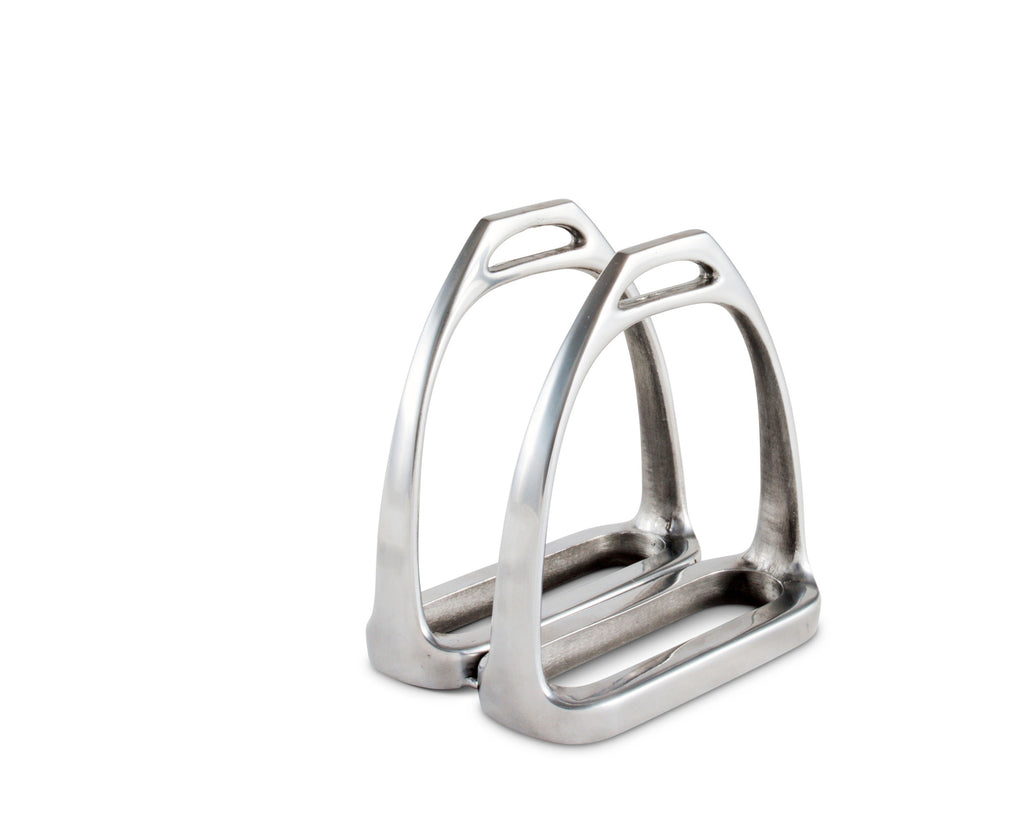 Arthur Court Equestrian Stirrup Napkin Holder 134H12