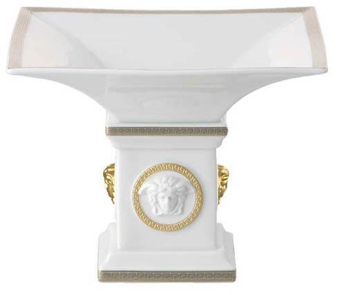 Versace Gorgona Candy Dish Footed 14095-102845-25423