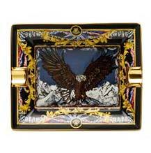 Versace La Regne Animal Sam Eagle Ashtray 14269-403669-27231