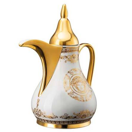 Versace Medusa Gala Arabic Coffee Dallah Thermos 14413-403635-14168