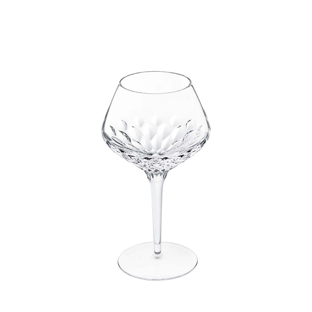 St Louis Crystal Folia N°3 Wine Glass