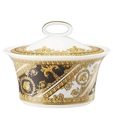 Versace I Love Baroque Sugar Bowl Covered 19315-403651-14330
