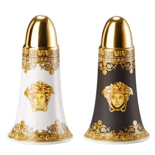Versace I Love Baroque Salt & Pepper Shaker Set 2 Pcs 19325-403651-15036