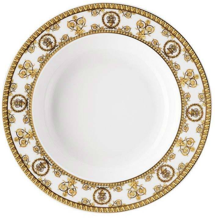 Versace I Love Baroque Bianco Rim Soup 19325-403652-10322