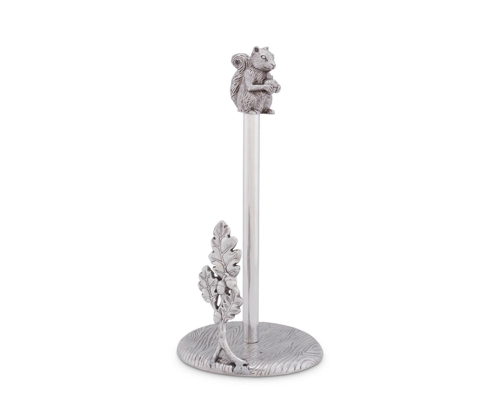 Arthur Court Squirrel Towel Holder 293L12